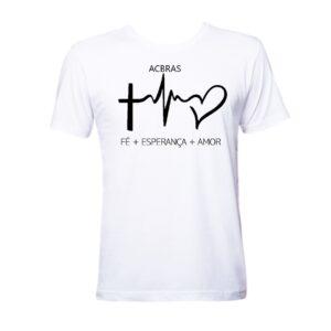 A Camisa que identifica os atributos de um verdadeiro cristão